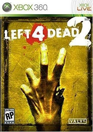 Letf 4 Dead 2 Para Xbox 360