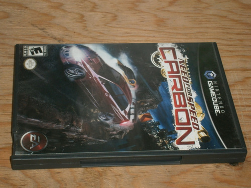 * Longaniza Games * Game Cube Need For Speed Carbon