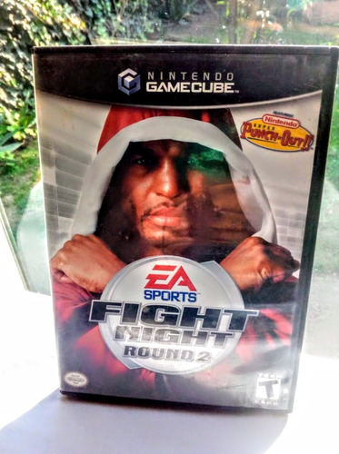 Promo Especial Fight Night Round 2 Ngc Usado