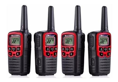 2 Kit Radios Midland X Talker T31vpkm* 26 Mi Vs Agua