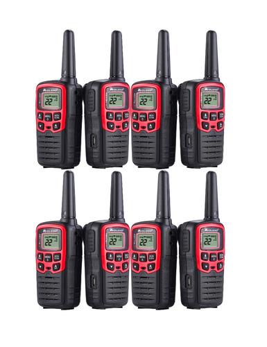 4 Kit Radios Midland X Talker T31vpkm* 26 Mi Vs Agua