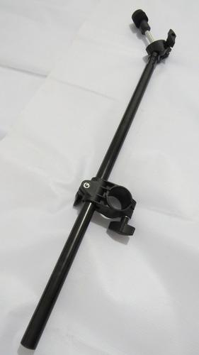 Atril Y Clamp Roland Para Platillo De Bateria Electrica 76cm