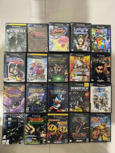Juegos De Nintendo Game Cube Originales (leer Descripción)
