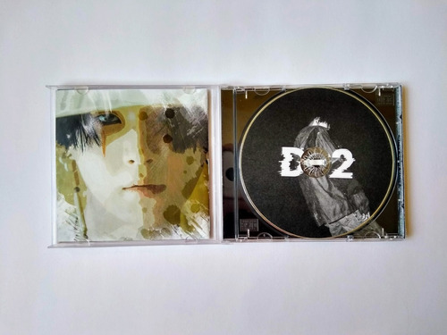 D2 De Agust D | Mixtape-álbum Físico | Fanmade | Kpop