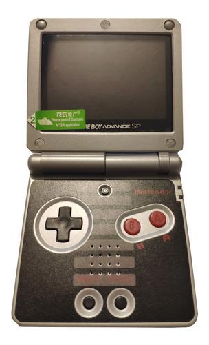 Gameboy Advance Sp Ags 101 Edicion Nes Detalles