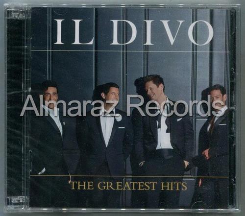 Il Divo The Greatest Hits Il Divo 2cd