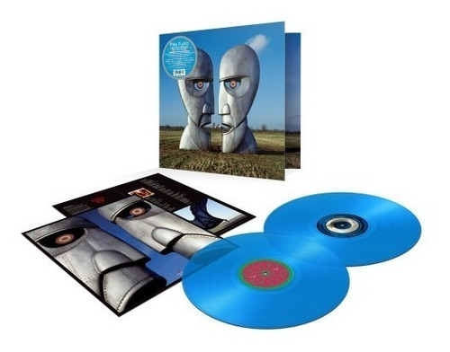 Pink Floyd The Division Bell 25th Anniversary Vinyl 2lps