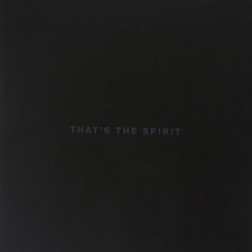 That's The Spirit - Bring Me The Horizon - Disco Cd - Nuevo
