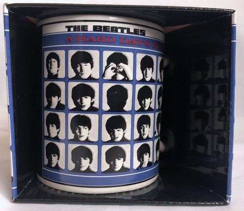 The Beatles A Hard Day's Night Taza