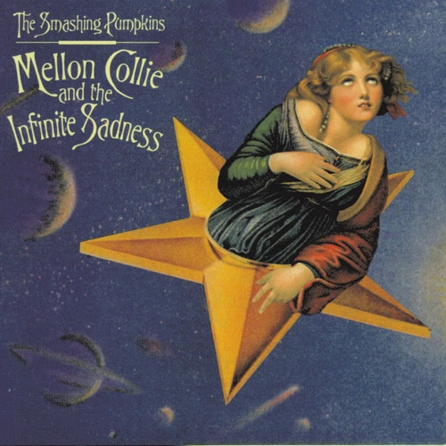 The Smashing Pumpkins Mellon Collie And The Infinite 2 Cd's