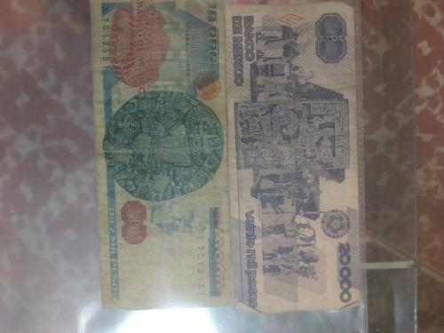Billetes De Colección Y Moneda De Plata De Morelos