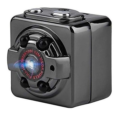 Mini Camara Espia Vision Nocturna Full Hd Detección De
