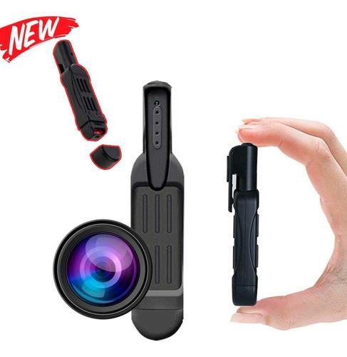 Mini Cámara T189 Full Hd  Video Digital Grabadora De