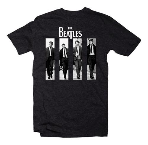 Playeras The Beatles Full Color - 15 Modelos Disponibles