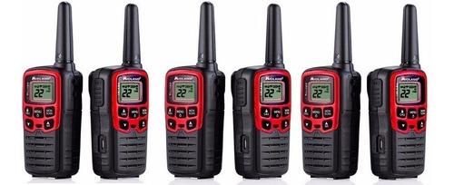 3 Kit Radios Midland X Talker T31vpkm* 26 Mi Vs Agua