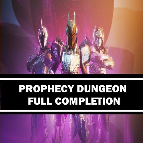 Destiny 2 Profecía Armadura De Daito Completa Xbox/ps4/pc