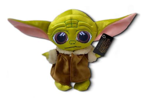 Peluche Yoda Bebé Mandaloriano Star Wars