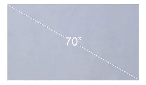 Pantalla De Proyector Portátil De 70 Pulgadas Hd 16:9 Video