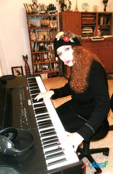 CLASES DE PIANO EN LINEA Y PRESENCIALES TODAS LAS EDADES