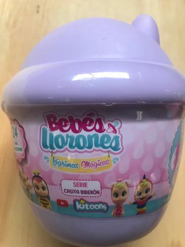 Bebes Llorones, Chilloncitos Lagrimas Magicas, Casita Bibero