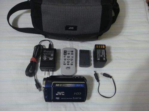 Videocamara Jvc Everio Modelo Gz-mg330au 30 Gb