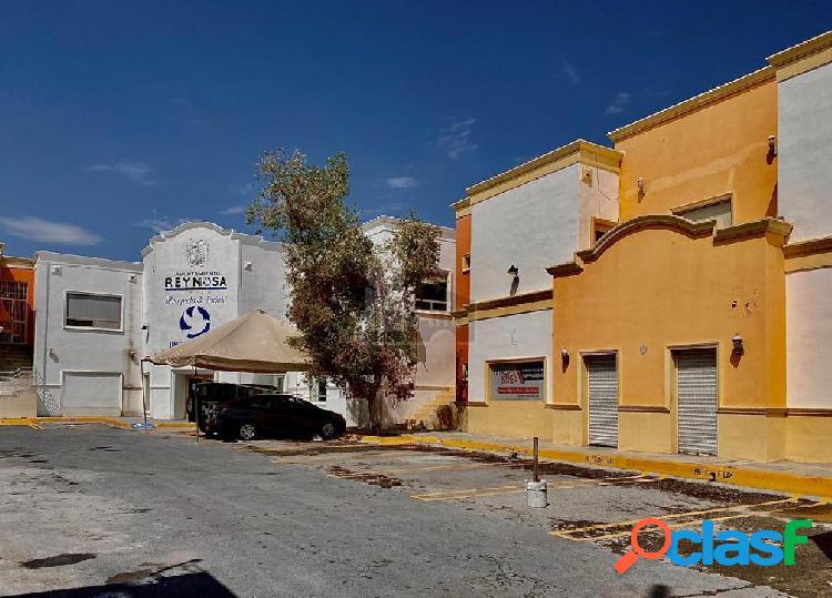 Venta de Plaza Comercial en el Centro de Reynosa,
