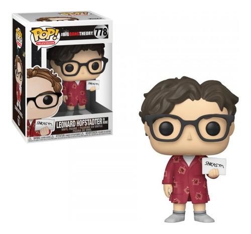 The Big Bang Theory Leonard Hofstadter Funko Pop #778