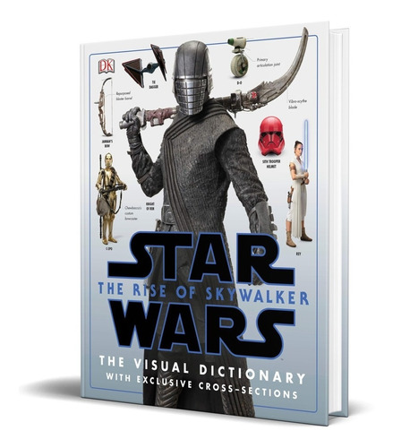 Libro Star Wars The Rise Of Skywalker The Visual Dictionary