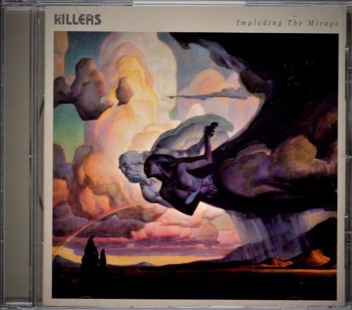 The Killers - Imploding The Mirage - Disco Cd En Karzov
