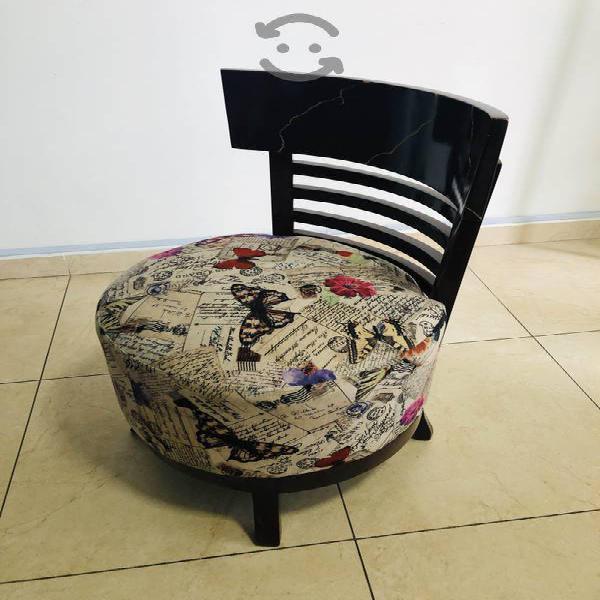 Combo Mesa Centro de Sala y sillón