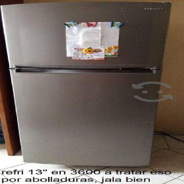 Refrigerador samsung de 13 Pies