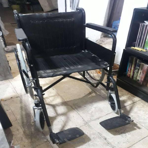 Silla de ruedas para adulto, usada, en buen estado