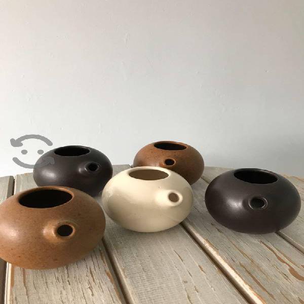 Tazas de cerámica alta temperatura
