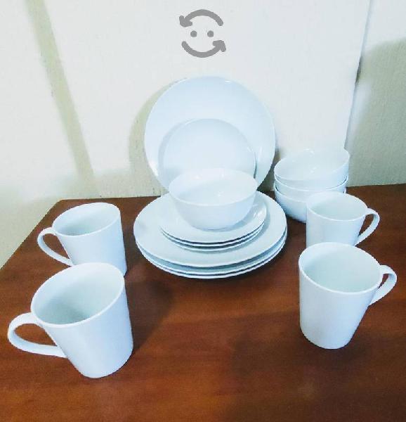 Vajilla De Porcelana Palacio De Hierro