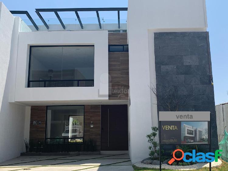 Casa en Renta y venta en Lomas de Angelópolis
