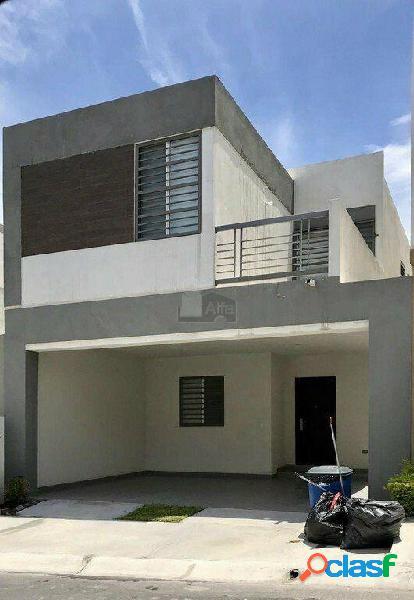 Casa sola en renta en Espacio Cumbres, Monterrey, Nuevo