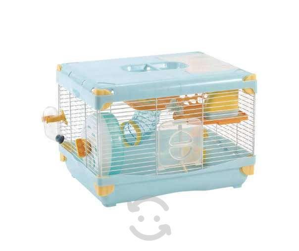 Jaula para hamster sunny Adventure Usada