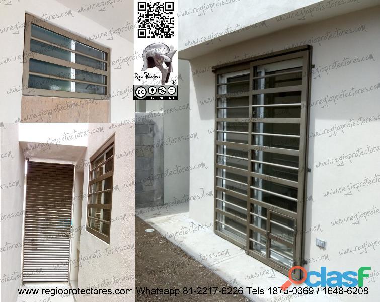 Regio Protectores Instal en Fracc:Cumbres la Rioja 03904