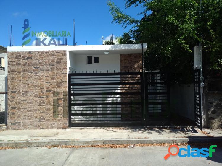 Renta departamento Col. Ruiz Cortinez Tuxpan Veracruz, Ruiz