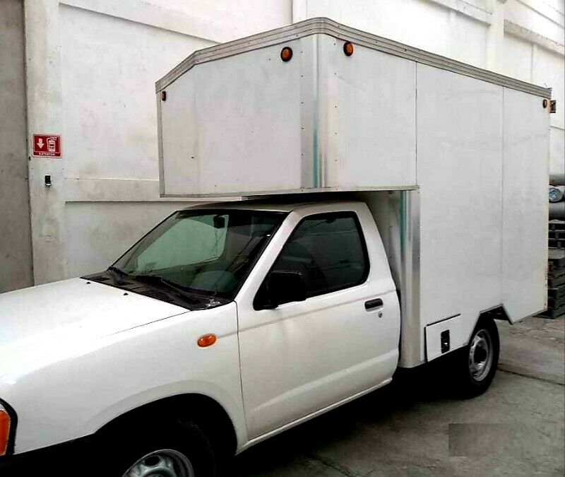 Fletes y mudanzas Renta de camionetas Servicio de transporte