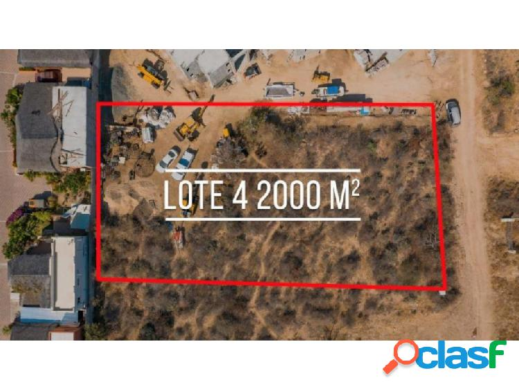 Land TO DEVELOP CONDOMINIUMS TEZAL, Cabo San Lucas