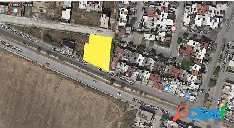 Terreno comercial en renta en La Capilla, Celaya, Guanajuato
