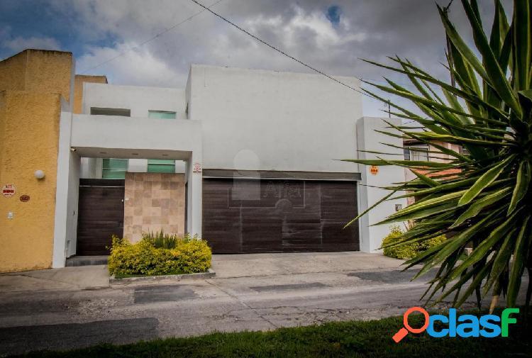 Casa sola en venta en Lomas 2a Sección, San Luis Potosí,