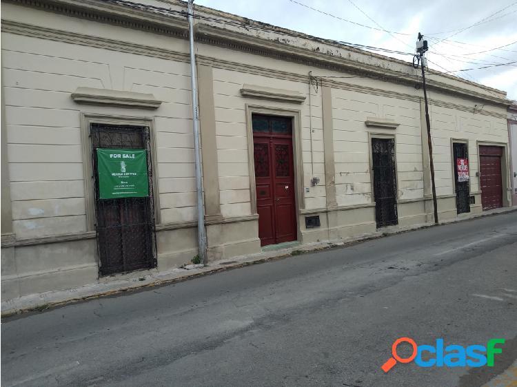 Casa colonial remodelada en Merida centro, barrio Santiago