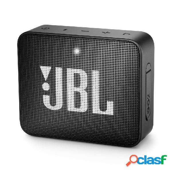 JBL Bocina Portátil Go 2, Bluetooth, Inalámbrico, 3W RMS,