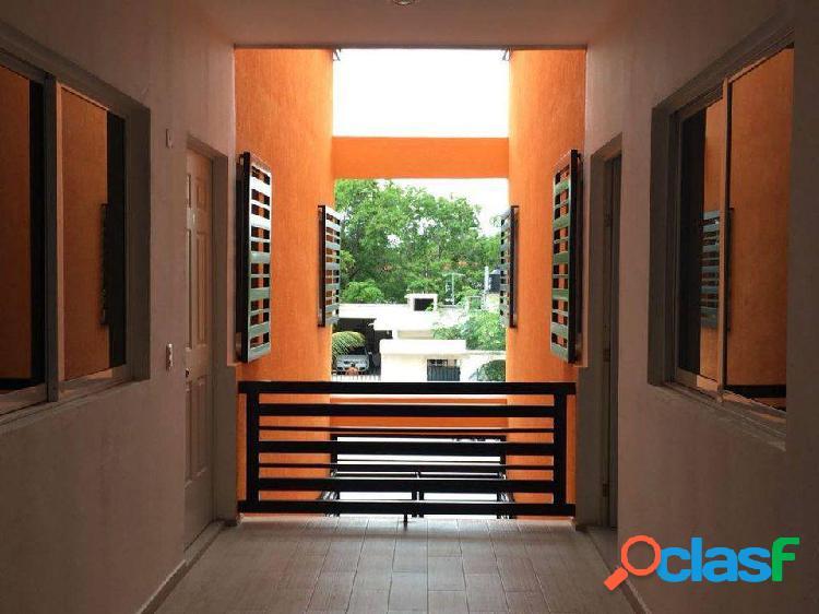Departamento en Renta Ejido Sur - Cerca de Centro Maya