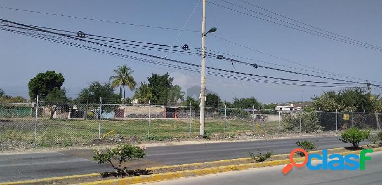 Terreno comercial en venta en Villa Morelos 2a Secc.,
