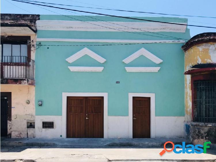 Casa remodelada en el centro de Mérida
