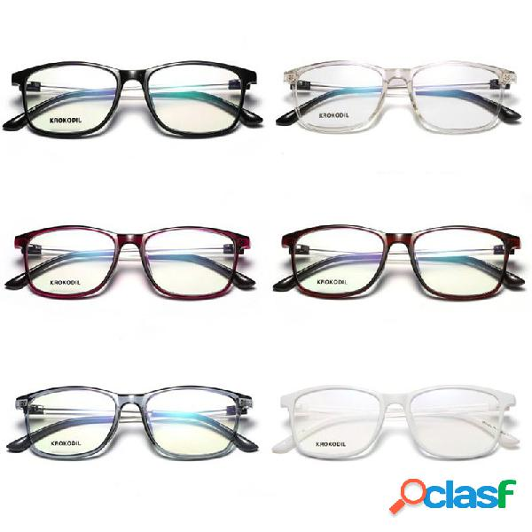 Fashion Computer Gafas Anti-Blue Goggles Protection Juego de