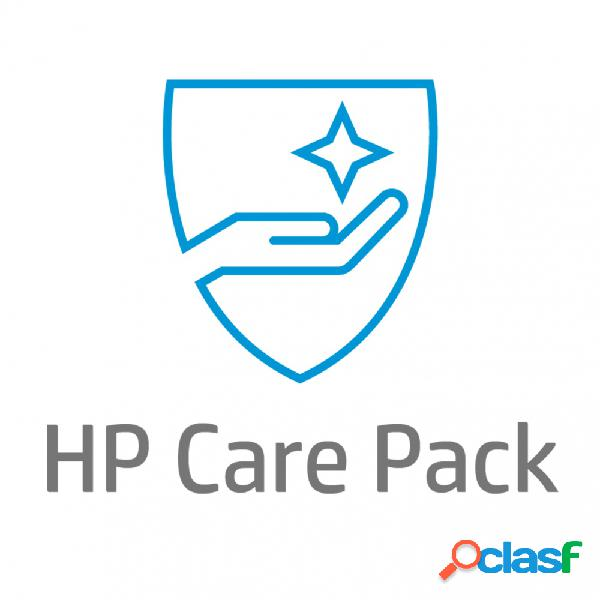 Servicio HP Care Pack 3 Años en Sitio + Retención de